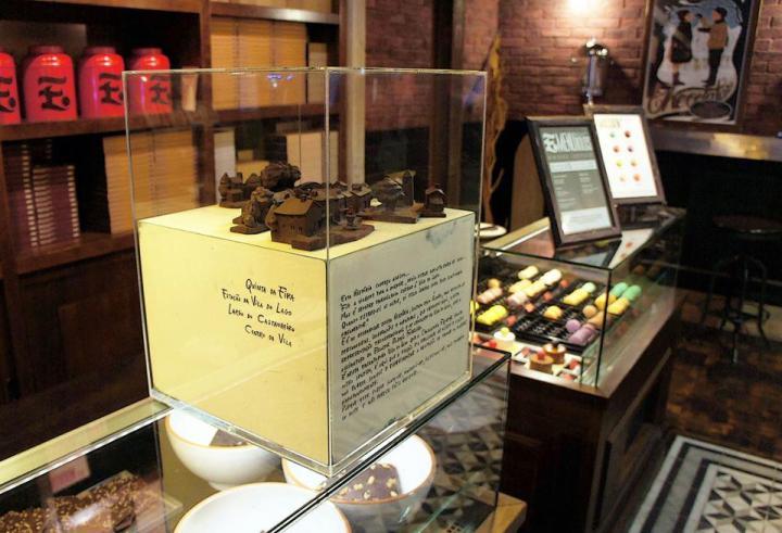 chocolataria Equador
