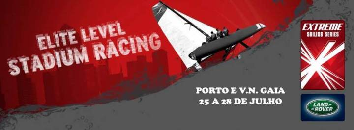 Extreme Sailing Series 2013