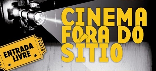 cinema fora do sítio