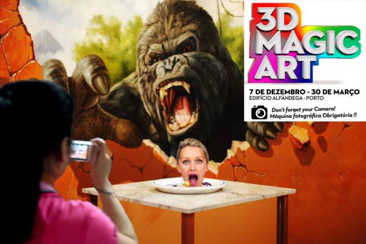 3d magic art