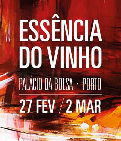 essencia do vinho