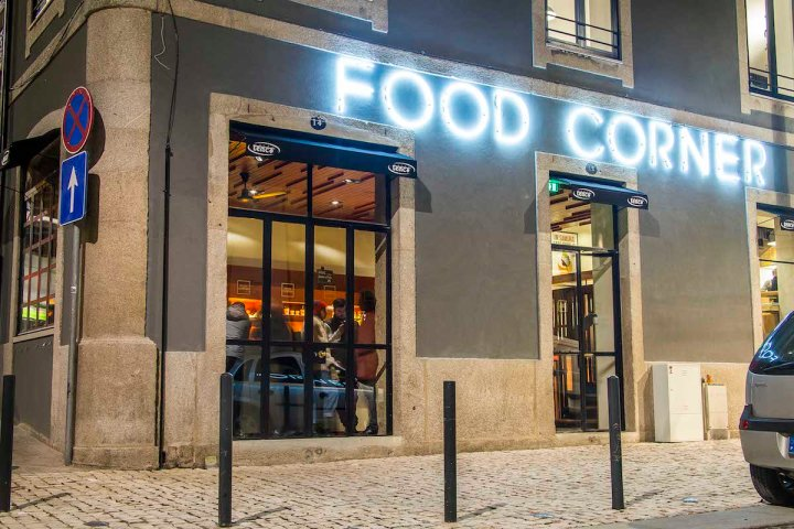 Food Corner O Porto Cool Insider S Cool Guide To Porto