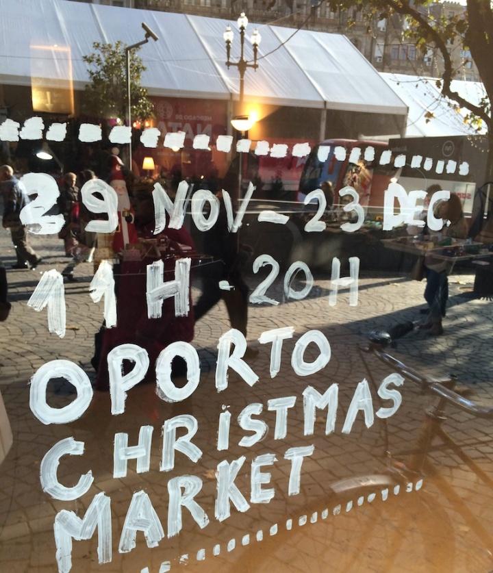 oporto christmas market
