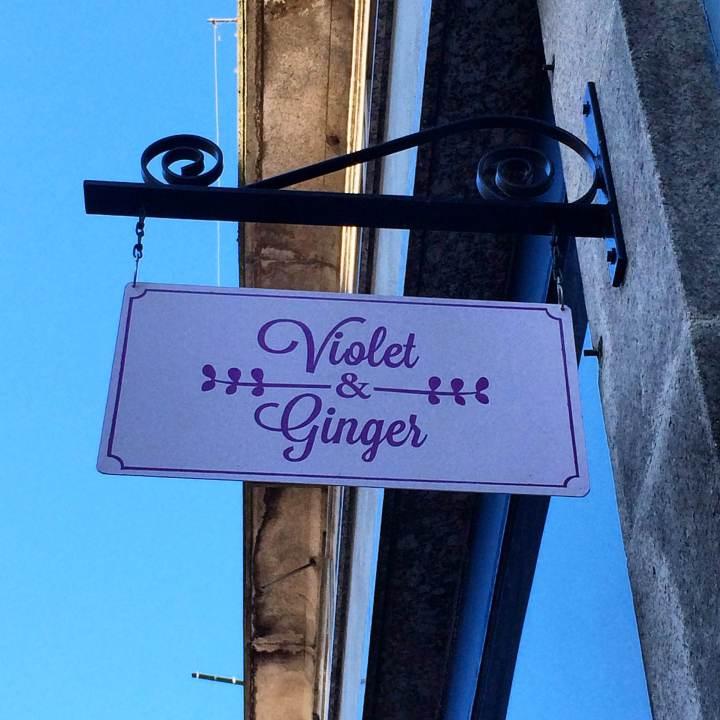 Violet & Ginger