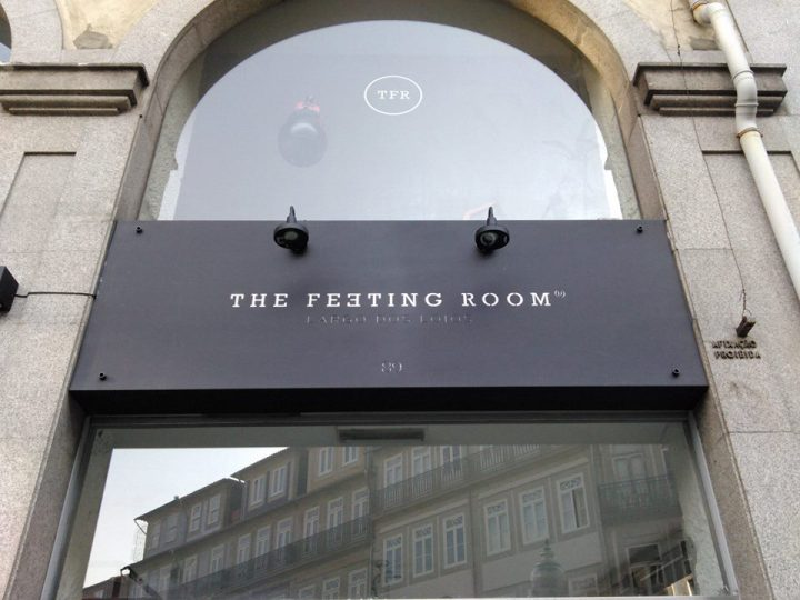 feeting room