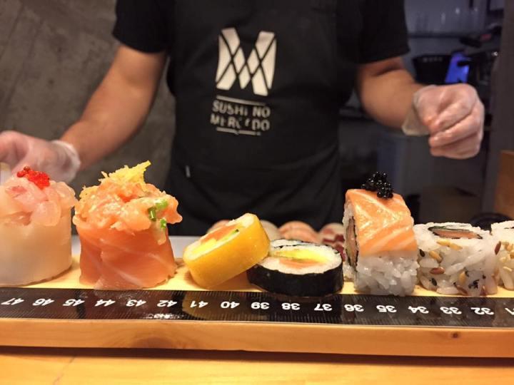 sushi merc