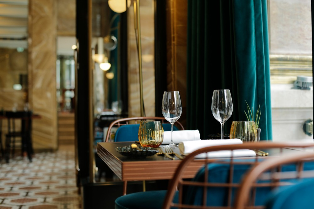 Restaurante_Pestana Porto A Brasileira.5__©Flor Salgueiro